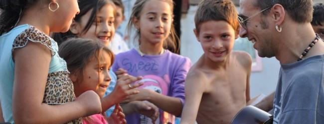 Progetto SVE di 1 anno in Romania con i bambini