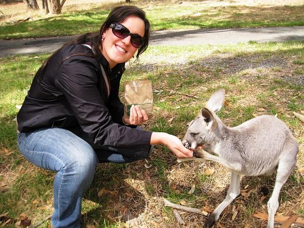 Italiani in Australia. la storia di Claudia